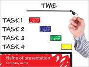 Well-Organized Project PowerPoint Templates