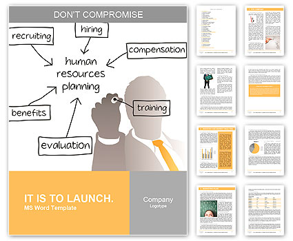 Enterprise hr manager drawing a company human resources business enterprise hr manager drawing a company human resources business plan word template wajeb Gallery