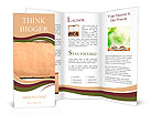 Old book page. grunge textured background Brochure Templates