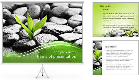 This zen powerpoint template zen powerpoint template toneelgroepblik Choice Image