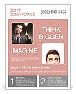 Business Idea concept Flyer Templates