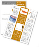 The end point Newsletter Templates