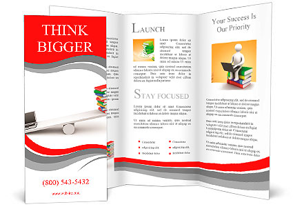 Information Technology Brochure Template Design Id 0000010282