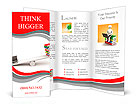 Information technology Brochure Templates