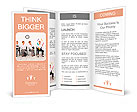 Employees with special skills wanted concept - the juggler Brochure Templates