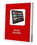 Tablet PC Presentation Folder