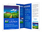 Summer new farmhouse Brochure Templates