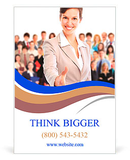 Human resources businesswoman and a large group of business people businesswoman and a large group of business people ad template cheaphphosting Gallery