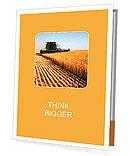 Combine harvester Presentation Folder