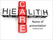 Health-Care-Konzept PowerPoint-Vorlagen