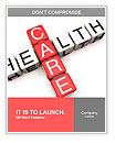 Health Care concept Word Templates