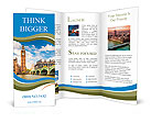 Big Ben in London Brochure Templates