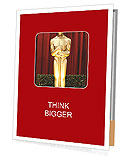 Oscar Award Presentation Folder