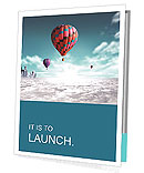 Balloons extraordinary journey Presentation Folder