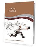Business concept Presentation Folder