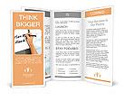 Hand picks a plan B Brochure Templates
