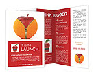 Fruit diet is useful for all Brochure Templates
