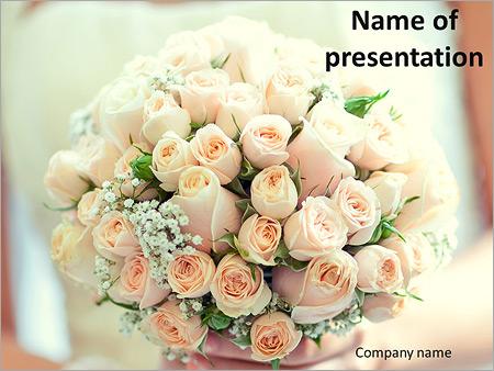 bruiloft sjablonen powerpoint presentatie smiletemplates com