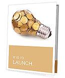 Electricity is money Presentation Folder