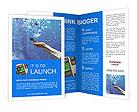 System integration concept Brochure Templates