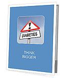 Diabetes is dangerous Presentation Folder
