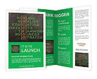Success and other related words Brochure Templates