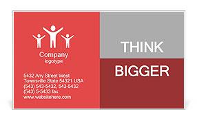 Help fellow Business Card Template