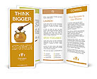 Jars of honey Brochure Template