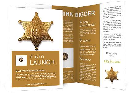 western brochure template smiletemplates com