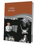 Orbiting satellites Presentation Folder
