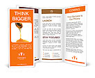 My favorite fresh honey with incomparable flavor Brochure Templates