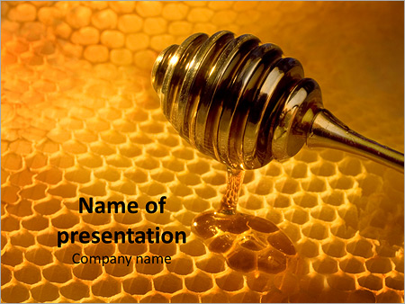 Bee Powerpoint Template Meisakulivecom Mandegarfo