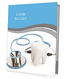Diagnosis, treatment of teeth as part of their health Presentation Folder
