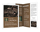 Old things, chest Brochure Template