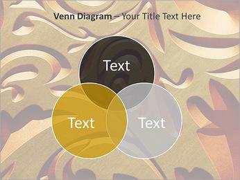 Ornement d'or classique Modèles des présentations  PowerPoint - Diapositives 13