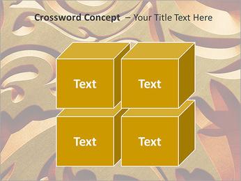 Ornement d'or classique Modèles des présentations  PowerPoint - Diapositives 19