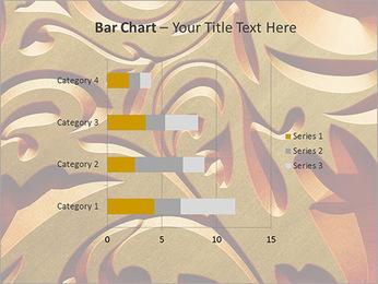 Ornement d'or classique Modèles des présentations  PowerPoint - Diapositives 32