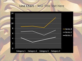 Ornement d'or classique Modèles des présentations  PowerPoint - Diapositives 34