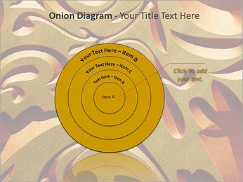 Ornement d'or classique Modèles des présentations  PowerPoint - Diapositives 41