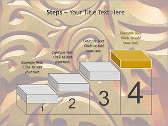 Ornement d'or classique Modèles des présentations  PowerPoint - Diapositives 44