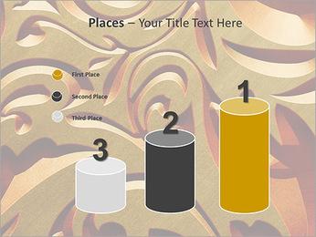Ornement d'or classique Modèles des présentations  PowerPoint - Diapositives 45