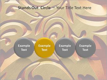 Ornement d'or classique Modèles des présentations  PowerPoint - Diapositives 56