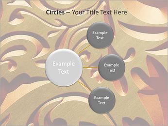 Ornement d'or classique Modèles des présentations  PowerPoint - Diapositives 59