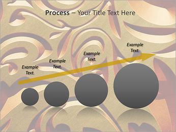 Ornement d'or classique Modèles des présentations  PowerPoint - Diapositives 67