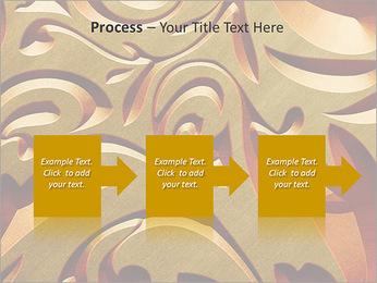 Ornement d'or classique Modèles des présentations  PowerPoint - Diapositives 68