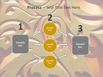 Ornement d'or classique Modèles des présentations  PowerPoint - Diapositives 72