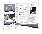 Spaceship Brochure Templates