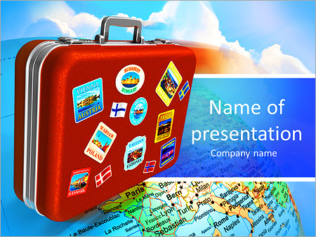 Travel Powerpoint Templates Backgrounds Google Slides Themes