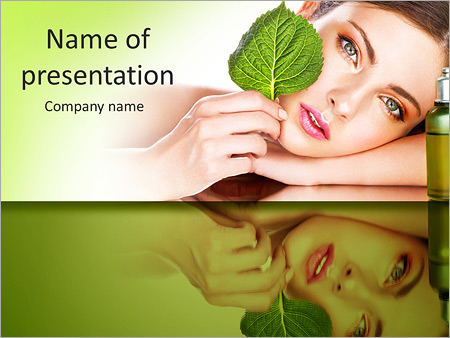 Natural cosmetics powerpoint template backgrounds google slides natural cosmetics powerpoint template toneelgroepblik Choice Image