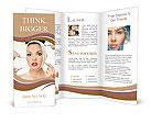 Plastic surgery is a concept Brochure Templates